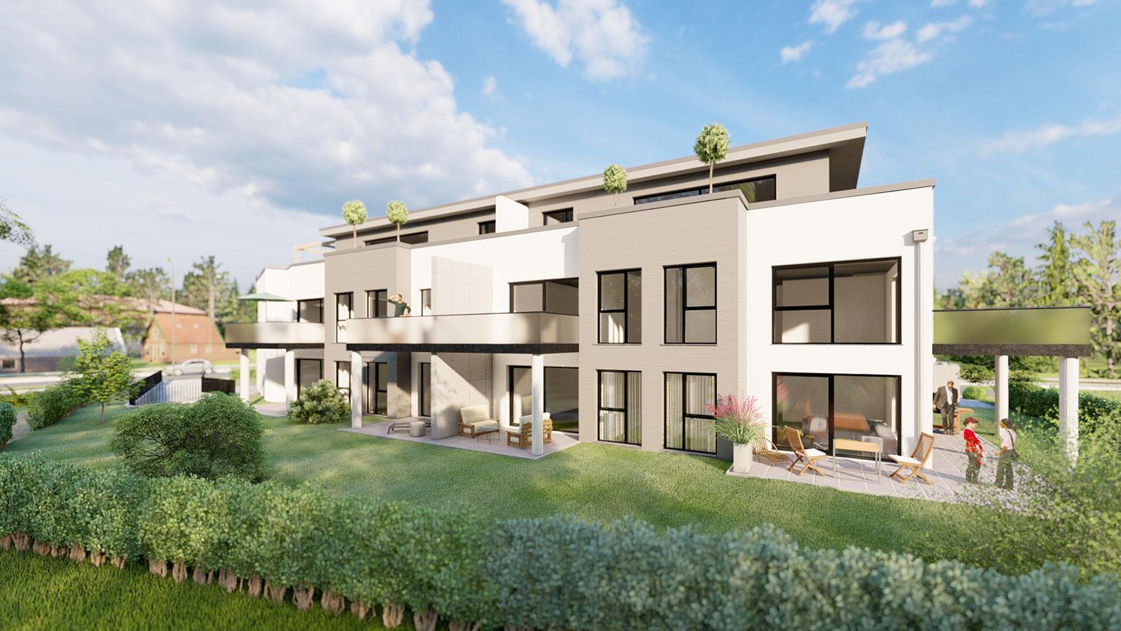 DM BauConcept GmbH - Bauprojekt Spexard