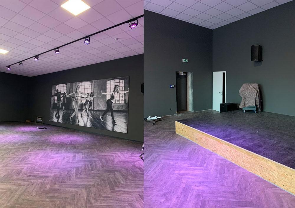 DM BauConcept GmbH - Bauprojekt Fitnessstudio Harsewinkel