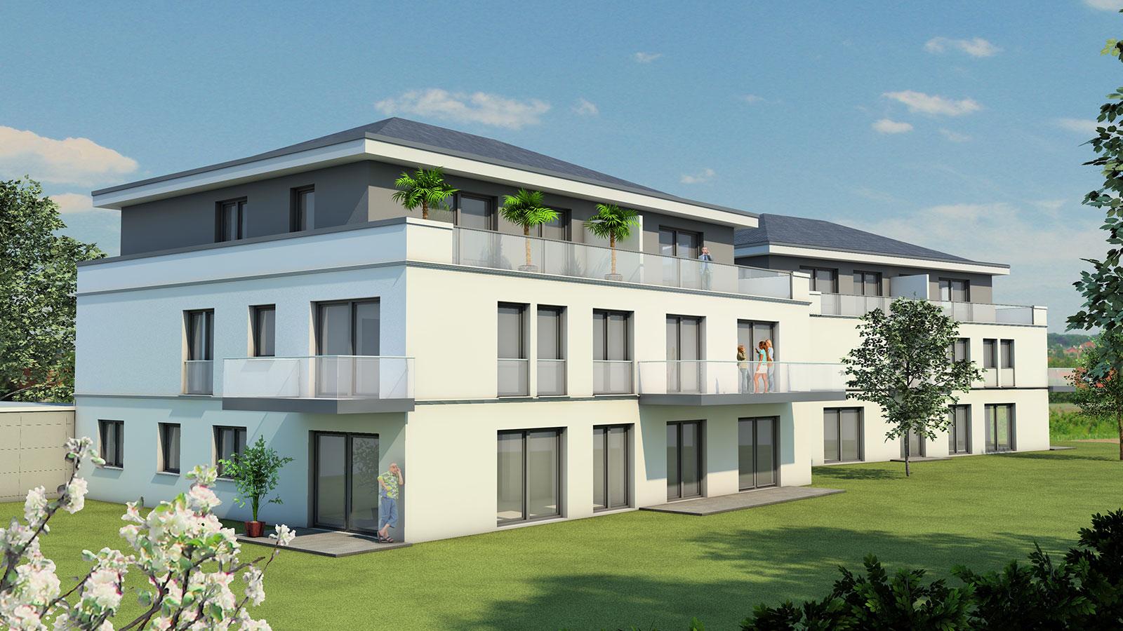 DM BauConcept GmbH - Bauprojekt Harsewinkel